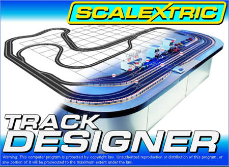 Scalextric website