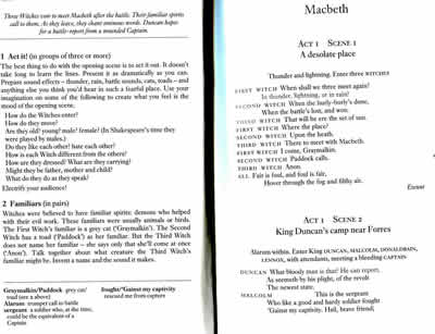 Macbeth opening page